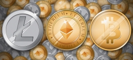 Crypto-Currencies: Bitcoin, Litecoin and Ethereum for February 16th