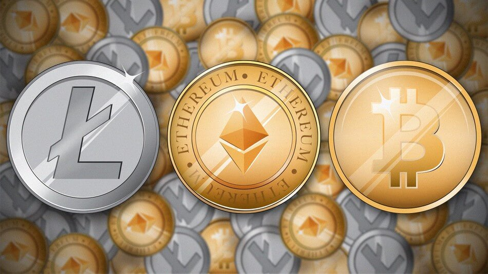 Crypto-Currencies: Bitcoin, Litecoin and Ethereum for June 9th